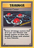Pokémon Center aus dem Set Themendeck: Leibwächter