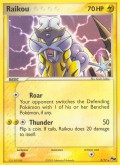 Raikou aus dem Set POP 2