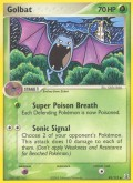 Golbat aus dem Set EX Delta Species