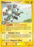 Magneton aus dem Set EX Legend Maker