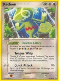 Kecleon aus dem Set EX Legend Maker