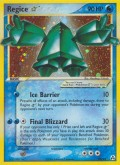 Regice * aus dem Set EX Legend Maker