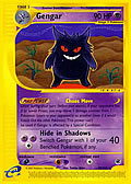 Gengar aus dem Set E-Expedition