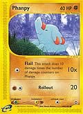 Phanpy aus dem Set E-Aquapolis