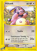 Miltank aus dem Set E-Aquapolis