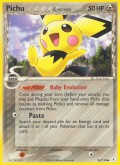 Pichu aus dem Set EX Holon Phantoms