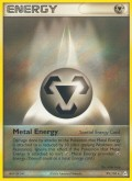 Metall-Energie aus dem Set EX Holon Phantoms