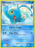 Manaphy aus dem Set POP 6