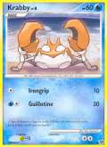 Krabby aus dem Set Themendeck: Infinite Space