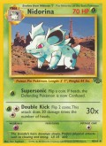 Nidorina aus dem Set Themendeck: Grass Chopper
