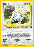 Togepi aus dem Set Blackstar Promo