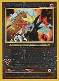 Entei aus dem Set Blackstar Promo