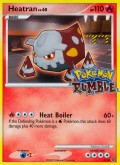 Heatran aus dem Set Pokémon Rumble