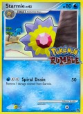 Starmie aus dem Set Pokémon Rumble