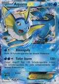 Aquana EX aus dem Set XY Generationen