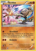 Kicklee aus dem Set XY Generationen