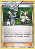 Pokémon Fan-Club aus dem Set XY Generationen