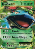Bisaflor EX aus dem Set XY Evolution