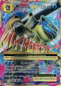 M-Turtok EX aus dem Set XY Evolution
