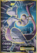 Mewtu EX aus dem Set XY Evolution