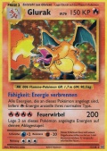 Glurak aus dem Set XY Evolution