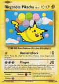 Fliegendes Pikachu aus dem Set XY Evolution
