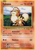 Fukano aus dem Set XY Evolution