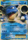 Turtok EX aus dem Set XY Evolution