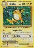 Raichu aus dem Set XY Evolution