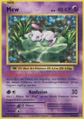 Mew aus dem Set XY Evolution