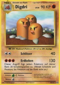 Digdri aus dem Set XY Evolution