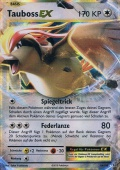 Tauboss EX aus dem Set XY Evolution