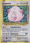 Chaneira aus dem Set XY Evolution