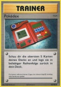 Pokédex aus dem Set XY Evolution