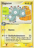 Magneton aus dem Set EX Trainer Kit