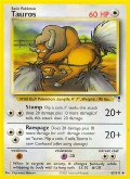 Tauros aus dem Set Legendary Collection