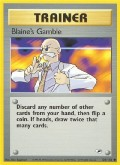 Blaine´s Gamble* aus dem Set Gym Heroes