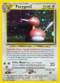 Porygon2 aus dem Set Neo Revelation