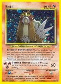 Entei aus dem Set Neo Revelation
