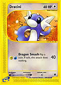 Dratini aus dem Set E-Expedition