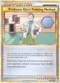 Professor Linds Trainingsmethoden aus dem Set HeartGold & SoulSilver